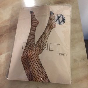 New Forever 21 Fishnets One Size